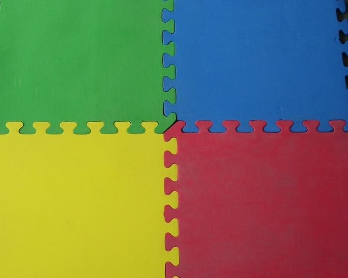 Baldosas de goma eva materiales de construcci n para la - Baldosas de goma ...